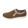 Mens cow suede leather shoes casual shoes