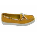 Handsewn Women Boat Shoes