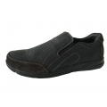 Slip On Leather Shoes Suede Upper Men Casual Shoes